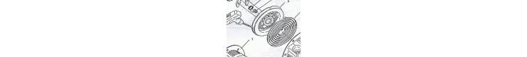 Pièces détachées  lanceur Bernards W181, W182, W211, W212