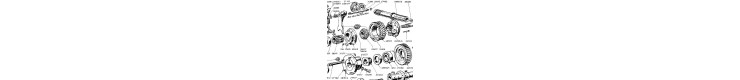 pieces detachees reducteur STAUB, PP5B, PP6B